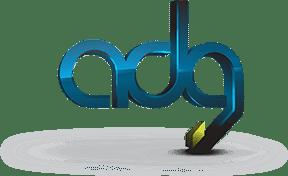 adg 3d logo