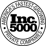 Inc 5000 - America's fastest growing private companies